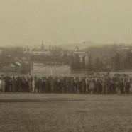 Jim Kolesar ~ The History of Weston Field  Saturday, March 28th, 11:00 am, Weston Field