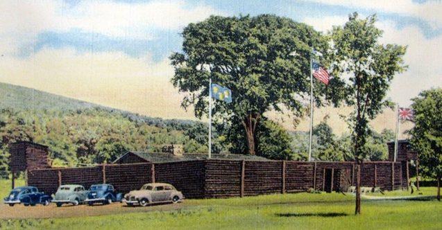 The Forgotten Ledge of Fort Massachusetts
