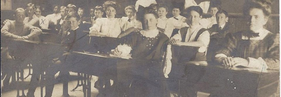 Back to School:  A Historical Look at Education in Williamstown