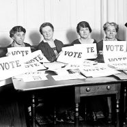 Summer of Woman Suffrage!  Week 4