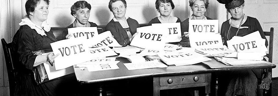 Summer of Woman Suffrage!  Week 4