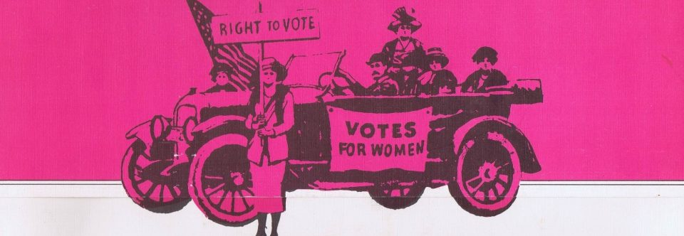 Summer of Woman Suffrage!  Week 5