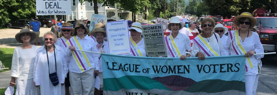 Woman Suffrage: A Celebration of the 100th Anniversary of the Ratification of the 19th Amendment in Williamstown and Beyond – special exhibit now on view at the WHM