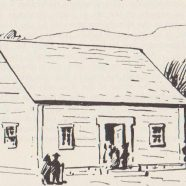 Williamstown's First Meetinghouse