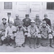 Special Exhibit opening May 8: Baseball in Williamstown