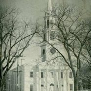 """Online lecture – Saturday, May 29, 11 a.m. """"The Williamstown Meetinghouse from Yesterday to Today,"""" presented by Pat Leach"""